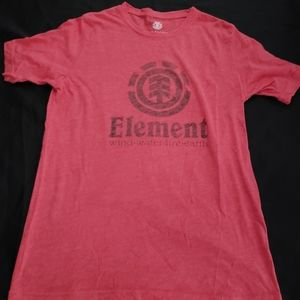 Red Element Skateboards T-shirt